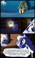Past Secrets page 5 Chapter 1 by HyvePL