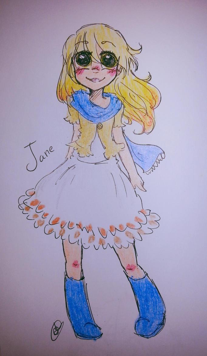 Jane by yui-cute