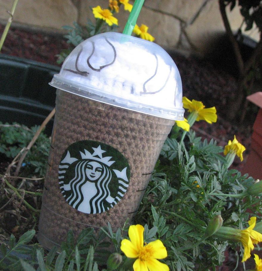 Amigurumi Starbucks : Everlasting starbucks Frappuccino Amigurumi by lady-of ...