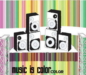 Music Is Color