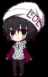 [Chibi COM] sakuraGx4nina 2 by Kururu245