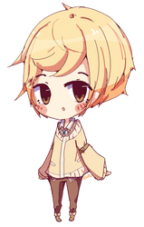 [Chibi COM] MissJollyollypop by Kururu245