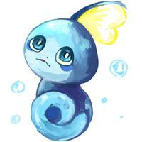 Sobble is so cute!! by so0o0ra
