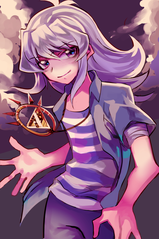 :Commission: - Ryou Bakura by TFOTR