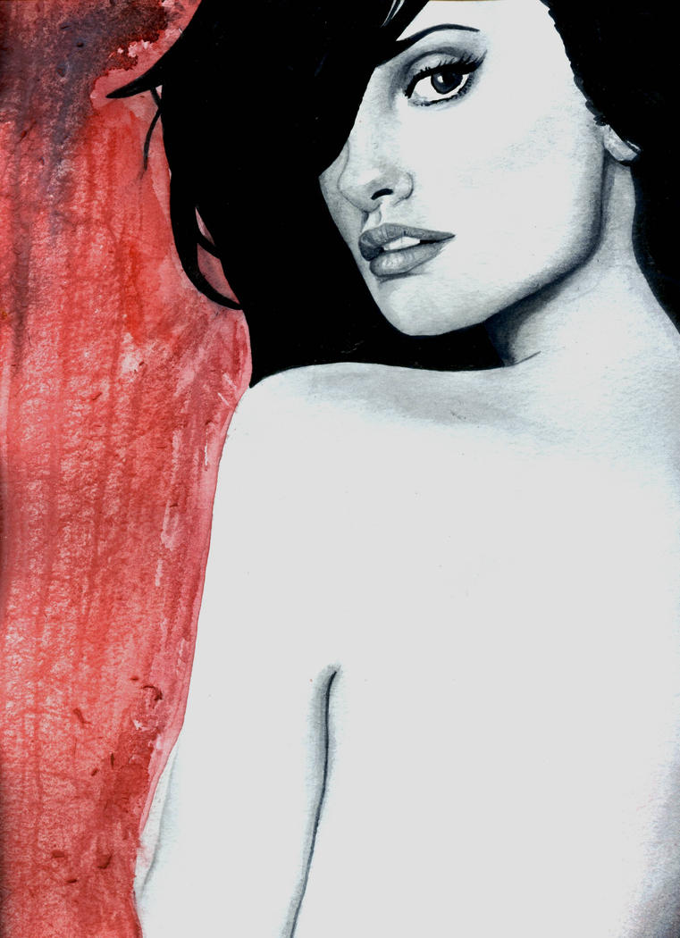 Bloody Love Inside Of You by ArtbyTheGoddess