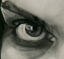 Gerard's eye by ArtbyTheGoddess