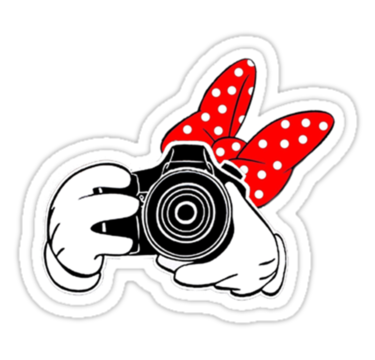 Minnie Mouse PHOTOCAMERA (Sticker PNG) by GlorijaDubravcic ...