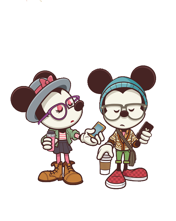 Mickey Mouse Transparent | www.imgkid.com - The Image Kid ...