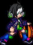 Ninjala_Pixelart(Forza)2021