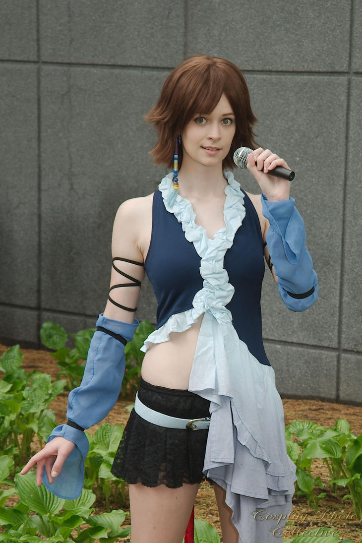 Songstress Yuna by tfcreate