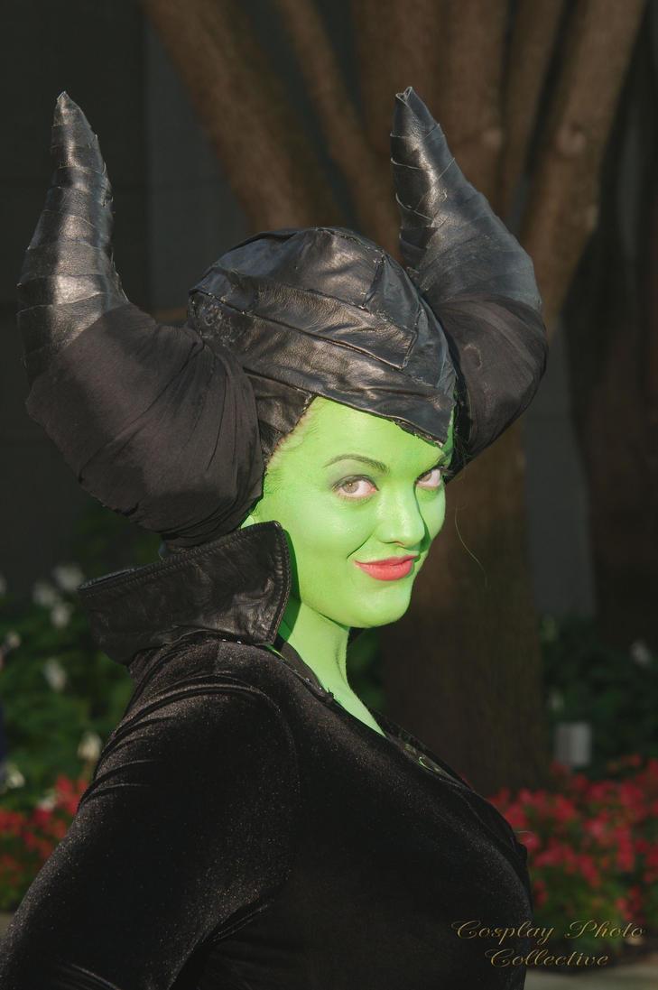 Maleficent-Evil Encarnate by tfcreate