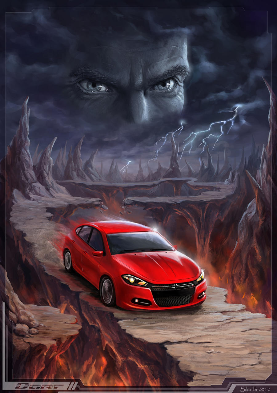Dodge Dart. by Sikarbi