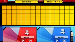 Smash Ultimate Roster Template by Mathew-Swift-VA