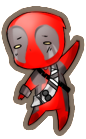 Deadpool STAMP by MissionComplete