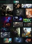 GFXBattle Tagwall - June by NinjaSushiCreative