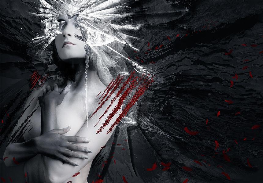 Schwarzes Blut by ErikShoemaker
