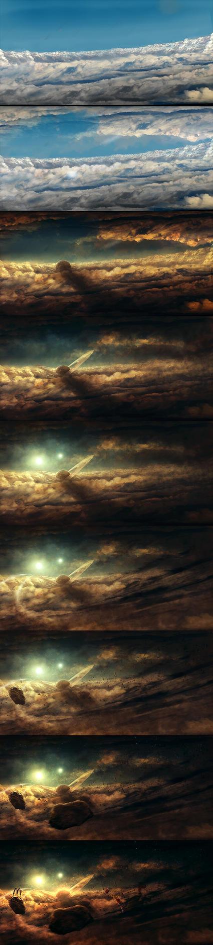 ?Apocalypse? Steps by ErikShoemaker