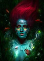 Ariel by ErikShoemaker