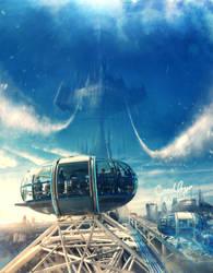 Next stop: Earth by ErikShoemaker