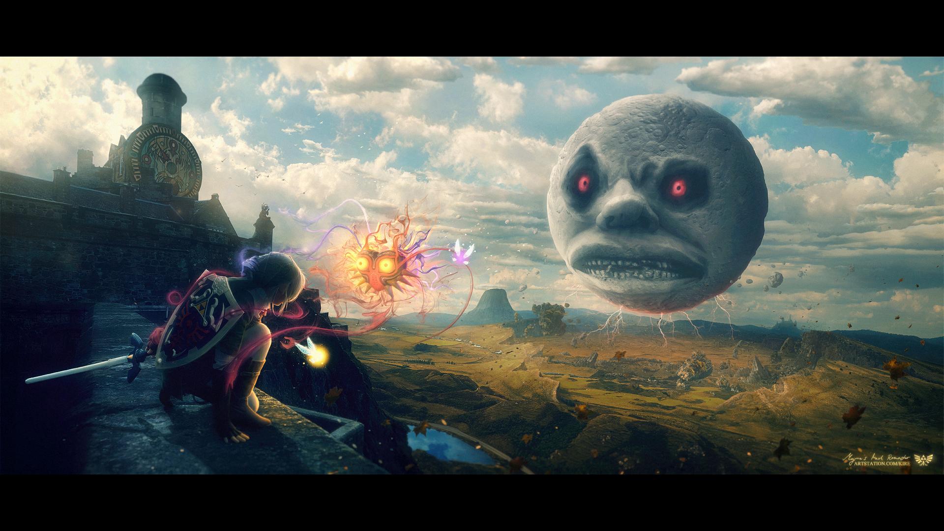 Majora's Return by ErikShoemaker