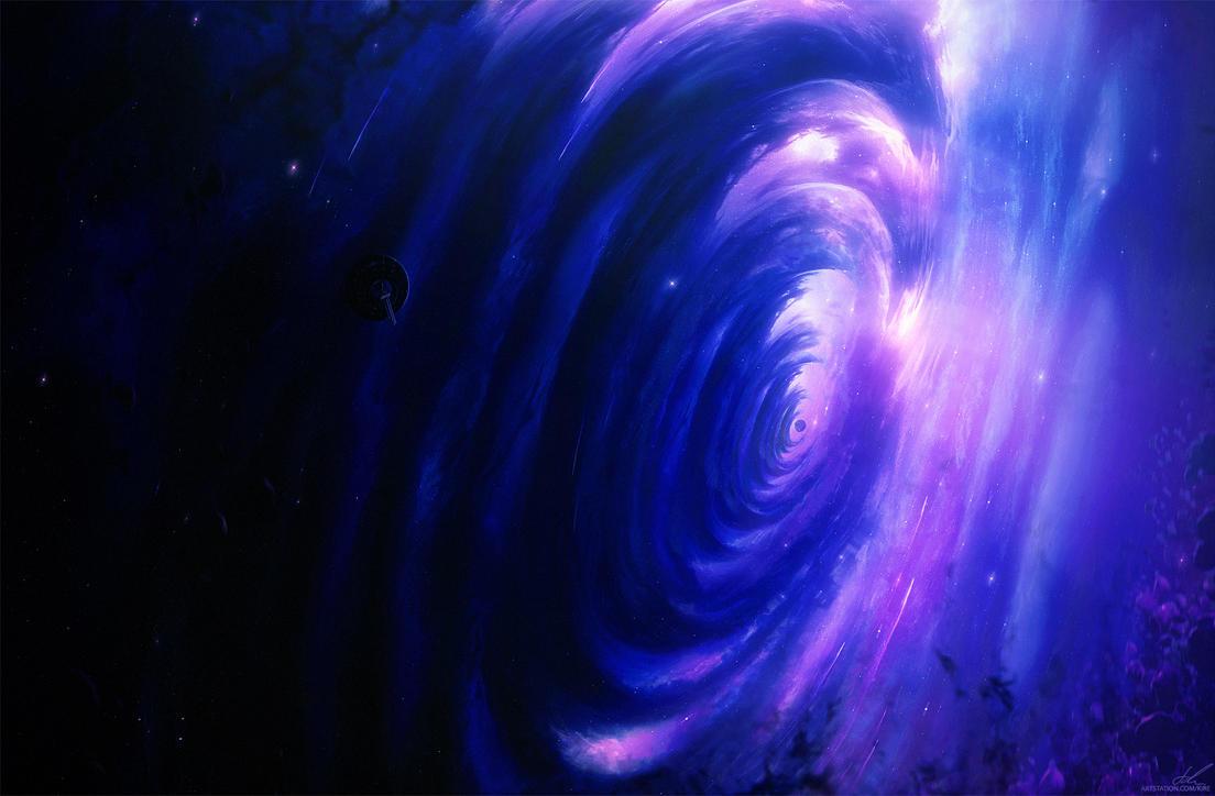 Singularity by ErikShoemaker