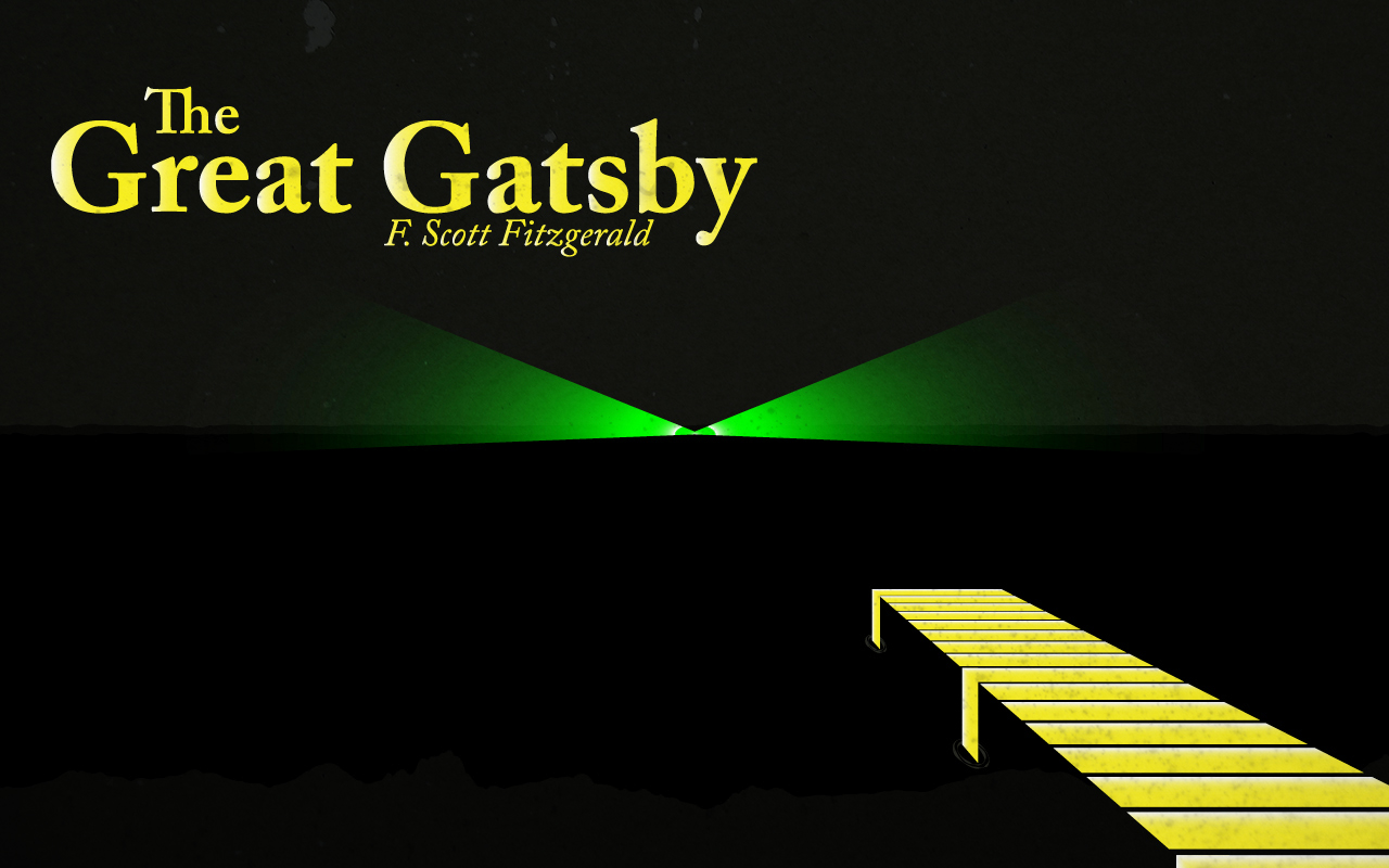 the great gatsby green light essay