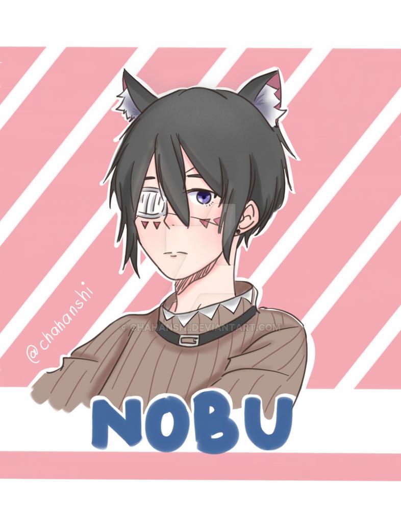 Nobu by chahanshi