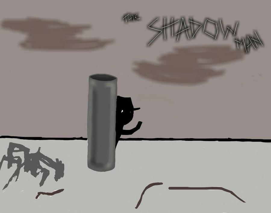 The Shadow Man by darkangel843