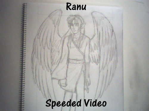 Ranu Sketch - Speeded Video by Wazaga
