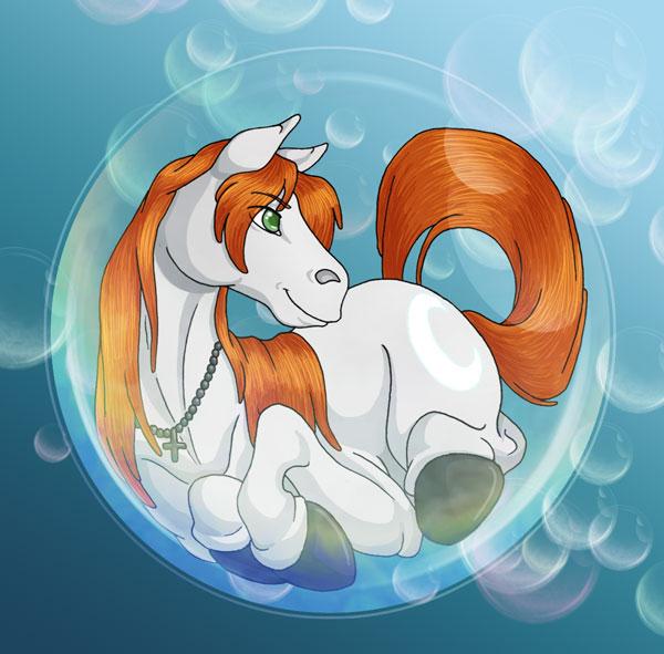 Bubble Child - Jewel by Wazaga