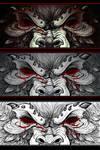Demonic Eye Sockets