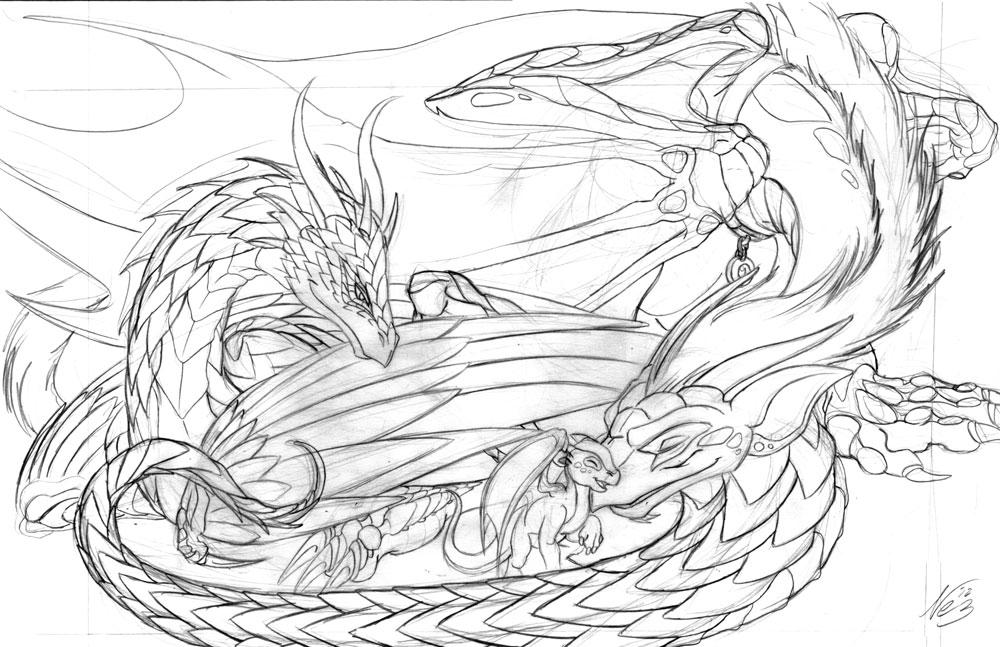 The Birth of Nefra by Wazaga