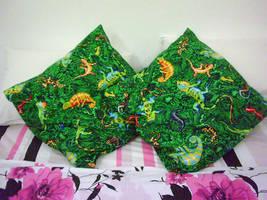 Reptile Pillowcases