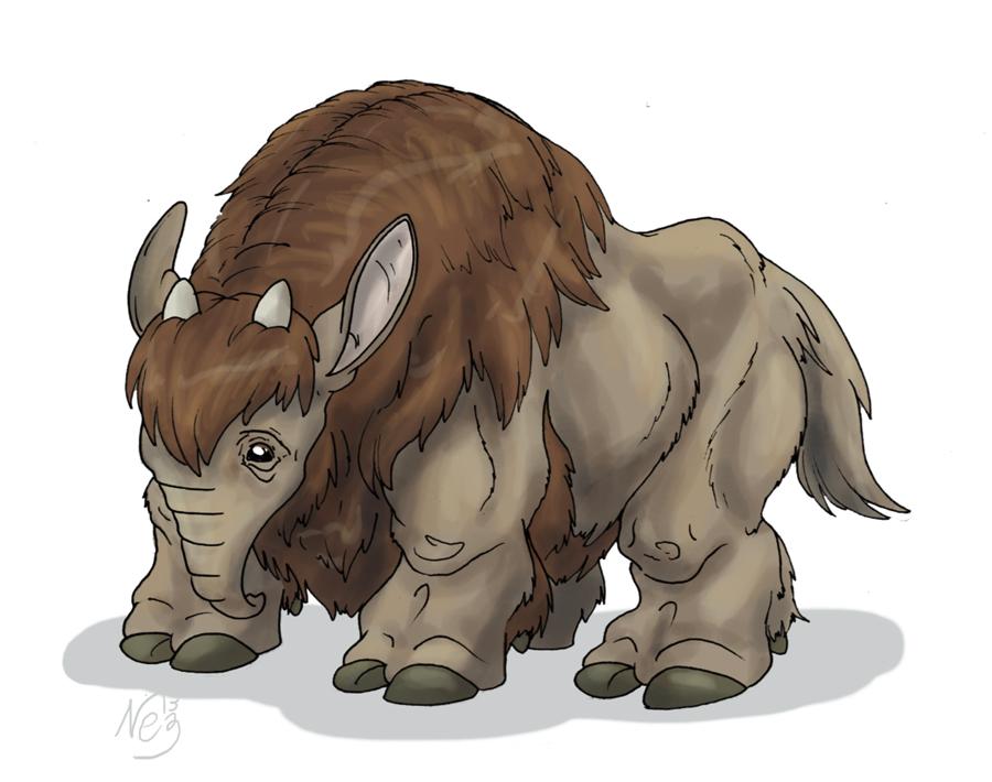 EH - Pakushin Bull by Wazaga