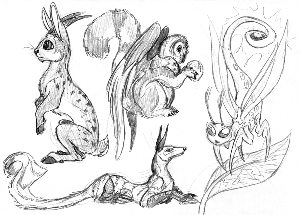 EH - animal study by Wazaga