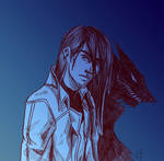 Wolf by Wazaga