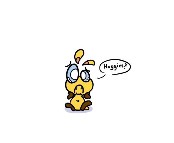 Huggies by Wazaga