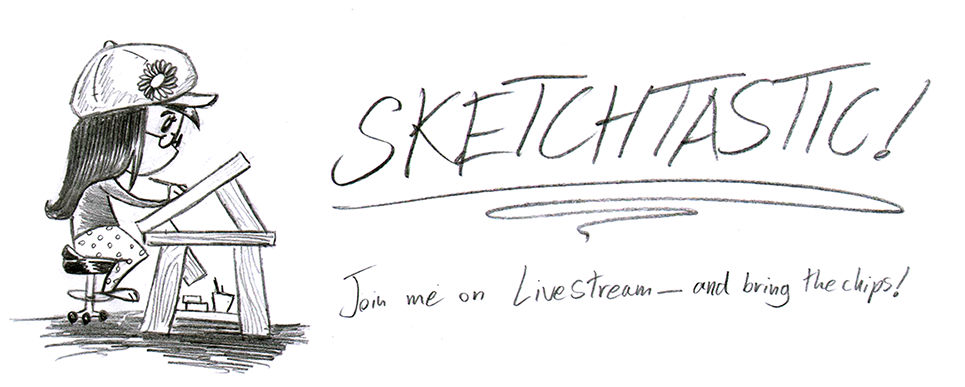 Sketchtastic - 'Off AIR'
