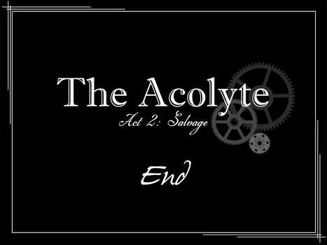 The Acolyte - 38 End Act 2