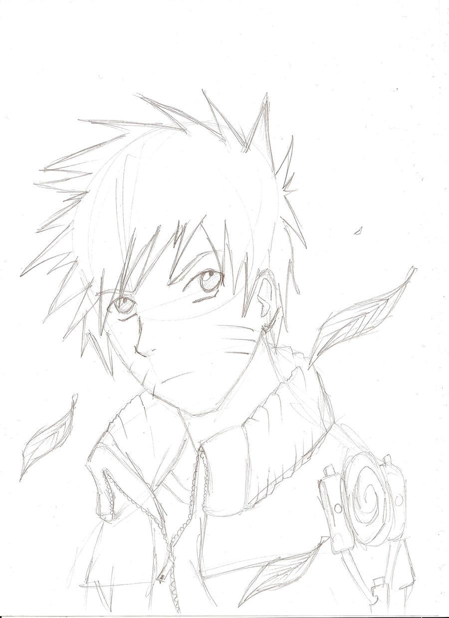 Galeria de desenhos NarutoZ - Página 6 Naruto_by_naruto_z