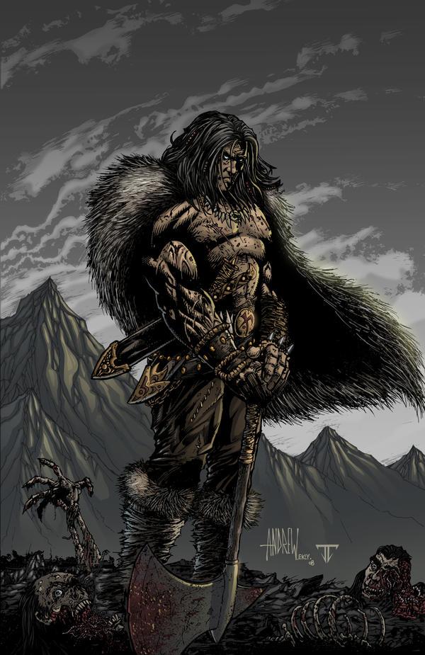 King of the dead by juan7fernandez