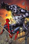 Spiderman Vs Venom II
