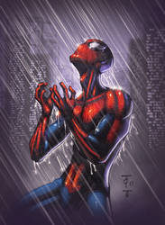 Spidy by Marcus To