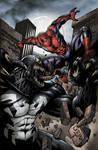 Spiderman vs Venom 3 Doria