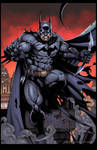 Batman by Nar
