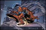 SpiderMan by Carlos Zuniga