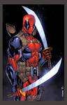 DeadPool by Adelso Corona