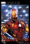 Iron Man Trading card
