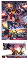 Transformers sequential selects