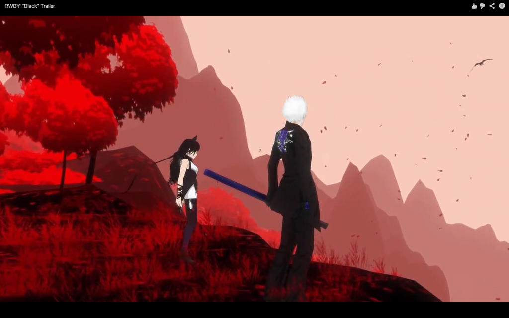 RWBY: Vergil joined the game by Ted-The-Anbunymous on DeviantArt